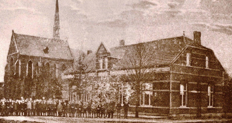 Kopie van t Pelgrimshuis 1920