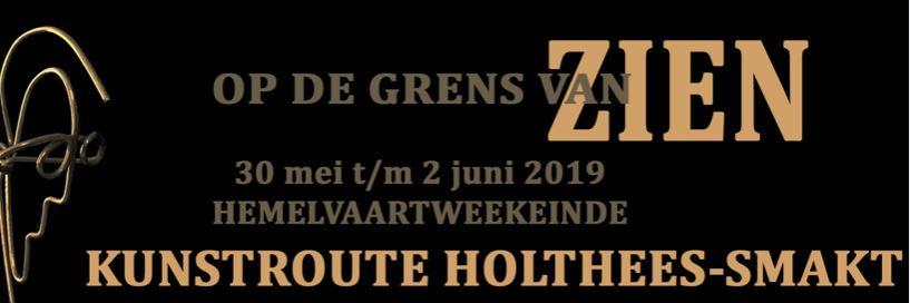 """Kunstroute 2019 """"Op de grens van...."""" @ 't pelgrimshuis"""
